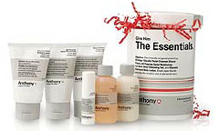 anthony logistics skin care products