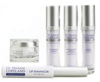 Dr Michelle Copeland skin care products
