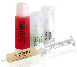 Actifirm skin products