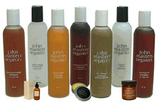 John Masters Organic Skin and Hair Products