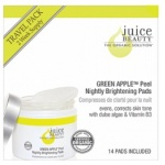 Juice Beauty Green Apple Peel Nightly Brightening Pads Travel Pack