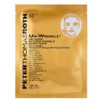 Peter Thomas Roth Un-Wrinkle 24K Gold Intense Wrinkle Sheet Mask TRAVEL SIZE