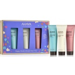 Ahava Happy Minerals Hand Cream Trio