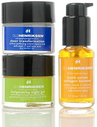 Ole Henriksen skin care products