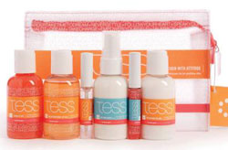 tess skin care products