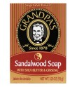 Grandpa's Sandalwood Soap with Shea Butter & Ginseng