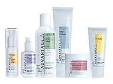 ph advantage skin care products
