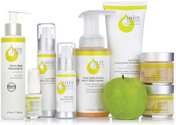 juce beauty skin care products