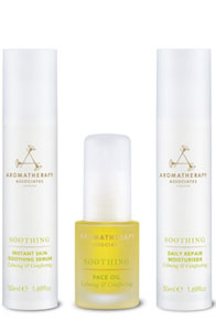 aromatherapy associates skin care products