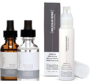 Boske Dermaceuticals products