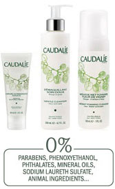 caudalie skin care products