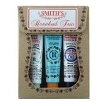 Smith's Rosebud Lip Balm Trio