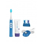 Go Smile Dental Pro 2-in-1 Cleaning & Whitening System - Blue