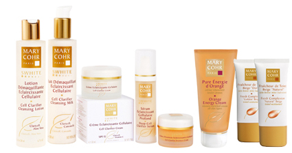 Mary Cohr luxurious plant based skin care products skin care products