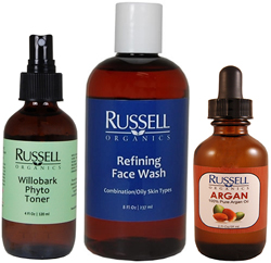 Russell Organics products